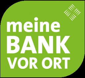 Meine Bank vor Ort